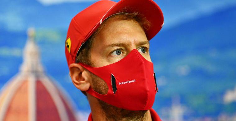 Bild heeft contractdetails: 'Vettel levert salaris in en blijft minimaal één jaar'