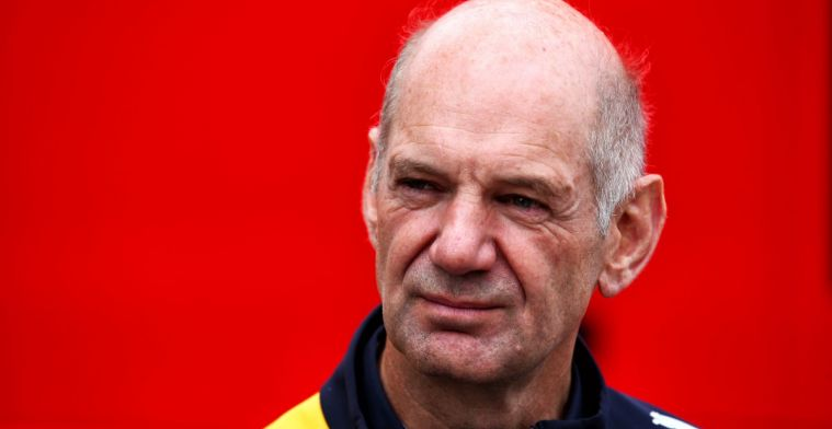 Several Italian newspapers report Stroll's interest in Newey services