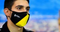 Image: Ocon makes excuses after heavy onboard radio: ''Let myself go a little''