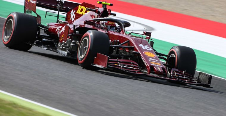 F1 LIVE: Who is going to get pole position for the Tuscan Grand Prix in Italy?