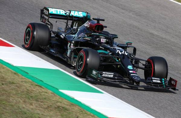 Hamilton secures pole position for the Tuscan Grand Prix