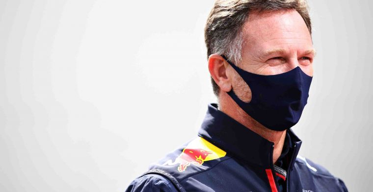 Rumor: Horner supposedly on the phone with Perez after Vettel announcement