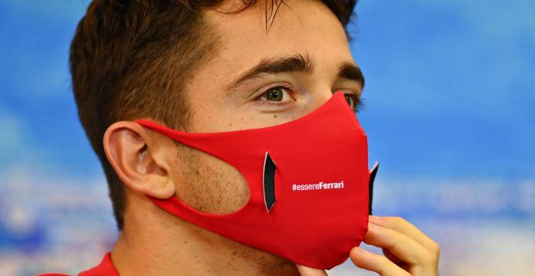 Leclerc na vijfde plek in kwalificatie: Ver boven onze verwachtingen