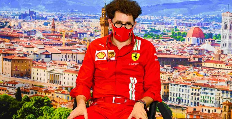 Binotto: We are very happy with this outcome for Seb