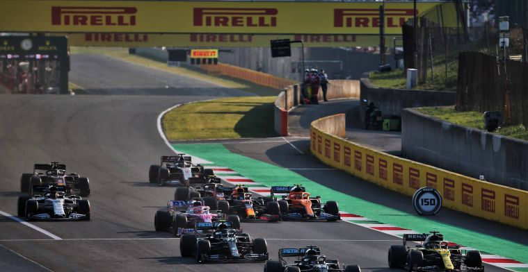 Reactions from the Internet: Mugello should be permanently on the calendar