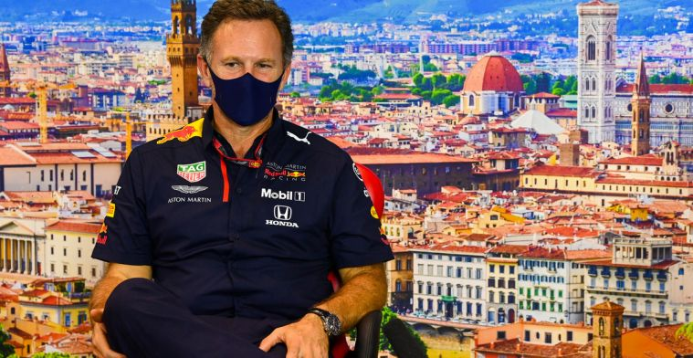 Horner focused on helping Albon: That problem makes his life difficult