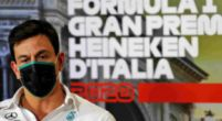"Image: Wolff denies sale of Mercedes team: ""Daimler has no intention"""