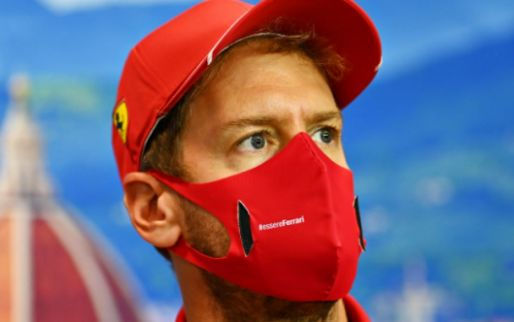 Vettel clearly opponent of reversed grid: