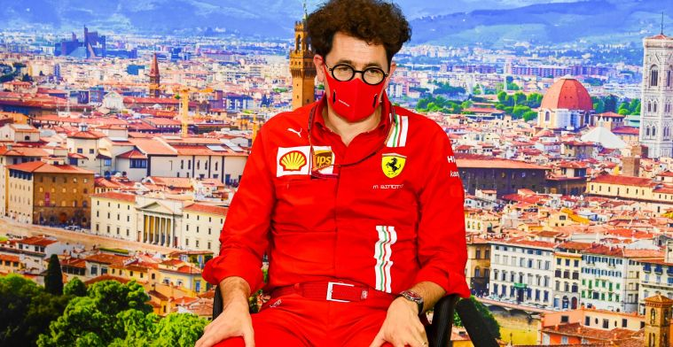 New updates for Ferrari in Russia: ''It won't change the picture''