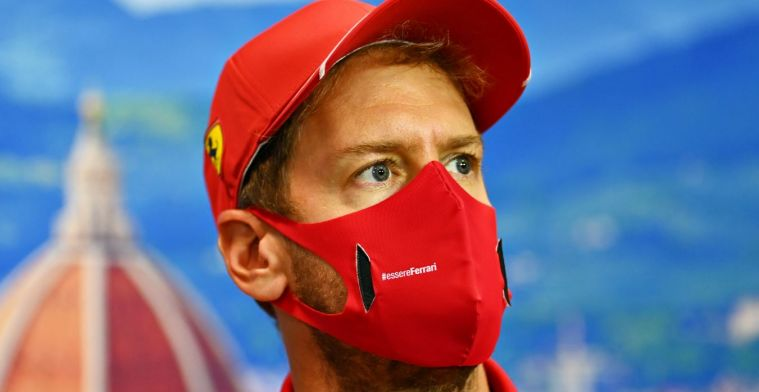Vettel clearly opponent of reversed grid: That's completely wrong