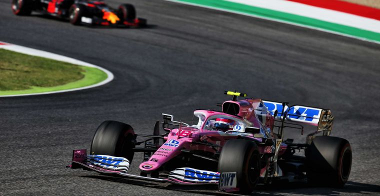Racing Point in a hurry after crash Stroll: Don't know if we bring the updates