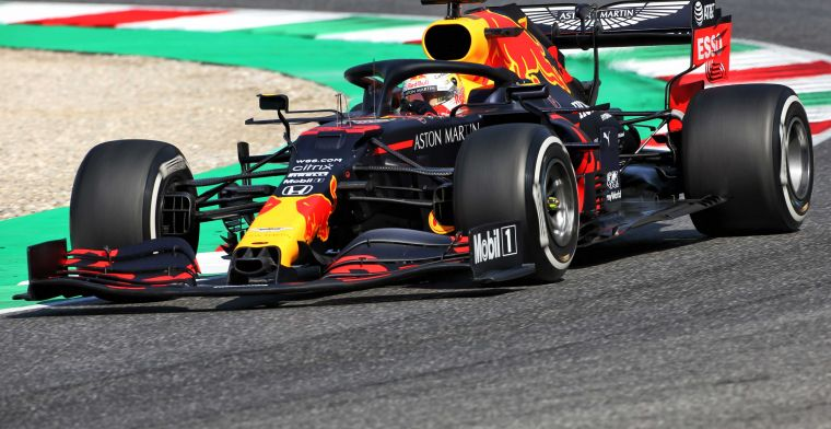 Doornbos: You could already see the panic in the garage of Verstappen