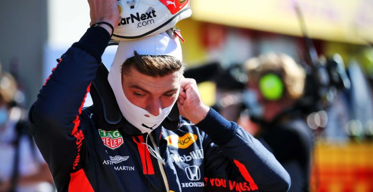 Opportunity for Verstappen killed: ''He was there right from the start''