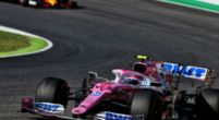 """Image: Racing Point in a hurry after crash Stroll: """"Don't know if we bring the updates"""""""