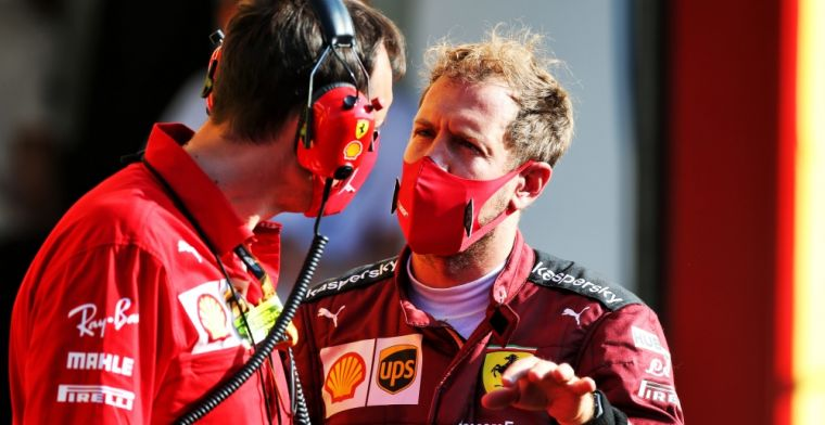 Vettel sees unity, but communication between drivers has changed a lot