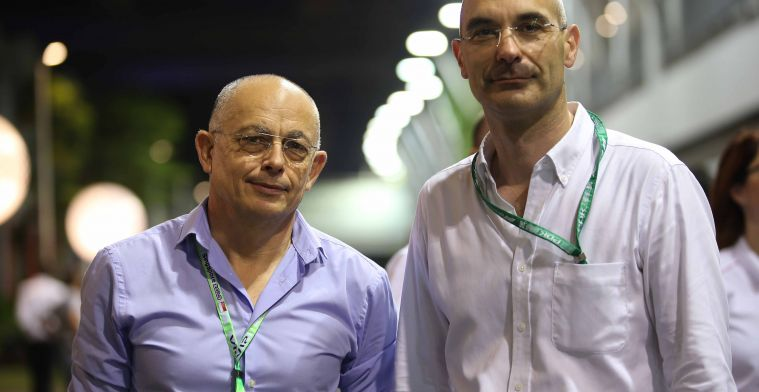 Possible new F1 team were kind of expecting entry price of $200 million