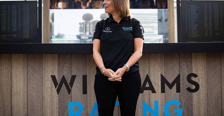 Claire Williams: It was game over