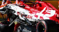 """Afbeelding: Giovinazzi lijkt schuldige aan te wijzen na crash: """"Ik kon niets meer doen"""""""