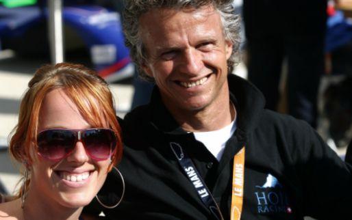 Lammers wil Verstappen achterna: ''Een stoeltje in de Formule 1''