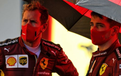 Webber: ''Over 24 maanden is Leclerc misschien wel helemaal klaar met Ferrari''