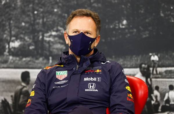 Horner hopes to attack in Sochi: 'You noticed how nervous Mercedes was'
