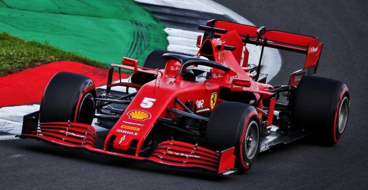 'Ferrari neemt nieuwe simulator voor einde van het jaar in gebruik'