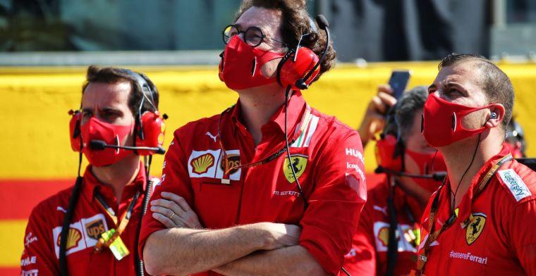 Glock: 'Ferrari nam een groot risico en betaalt daar nu de prijs voor'