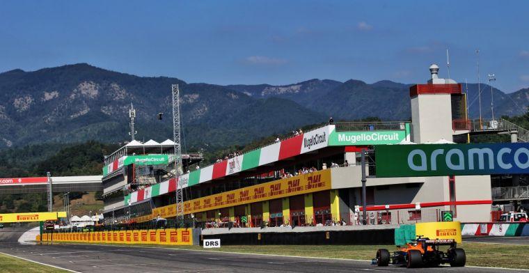 Wolff likes idea of rotating European Grand Prix: Interesting concept