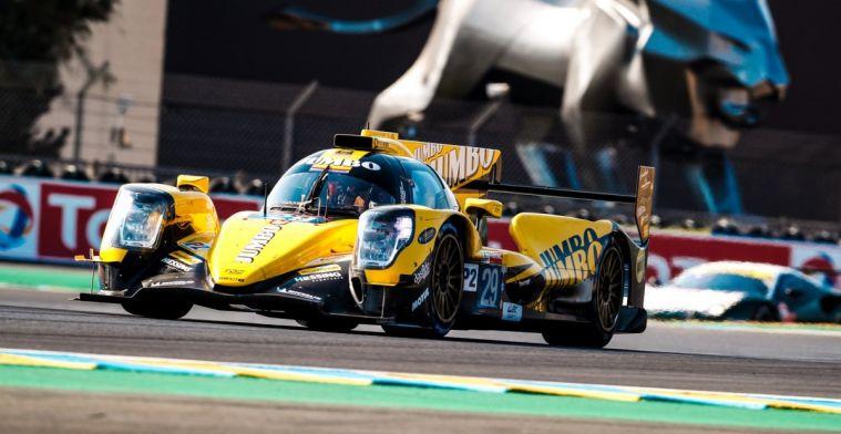 Nyck de Vries snelste tijdens kwalificatie Le Mans en mag gooi doen naar pole