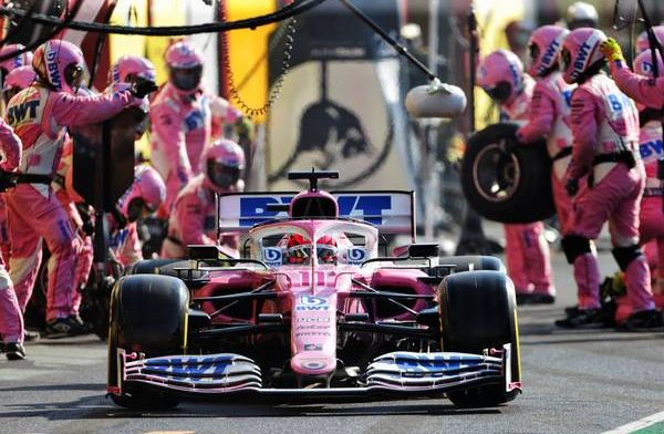 Exit hurts Perez anyway: The car looks great for next year too
