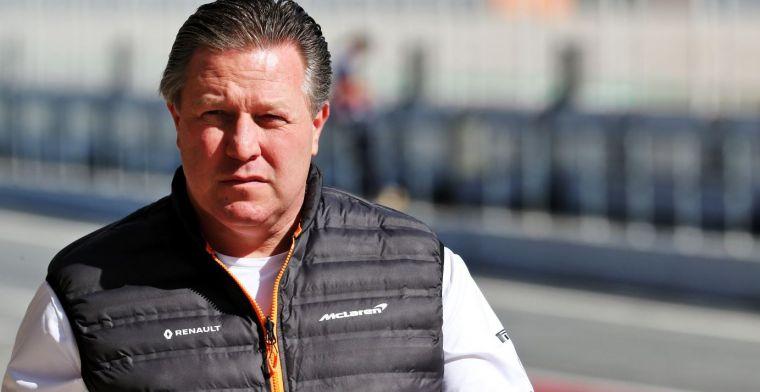McLaren: Dan kan dat ook in het voordeel van andere teams werken