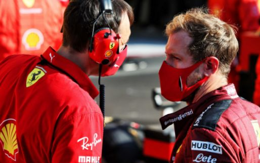 Vettel receives unexpected support: