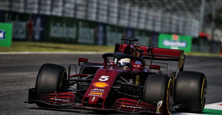 Mistakes must be punished more severely, Vettel says: That makes it too easy