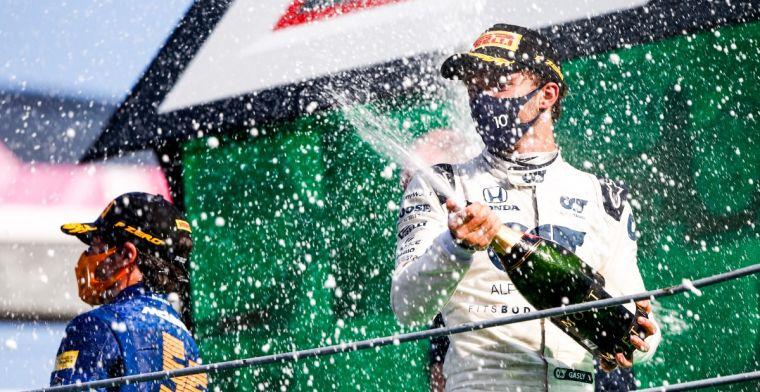 Meerderheid F1-fans is het eens over hun favoriete Grand Prix van 2020