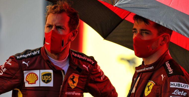 Ferrari are right: Correct decision not to renew his contract