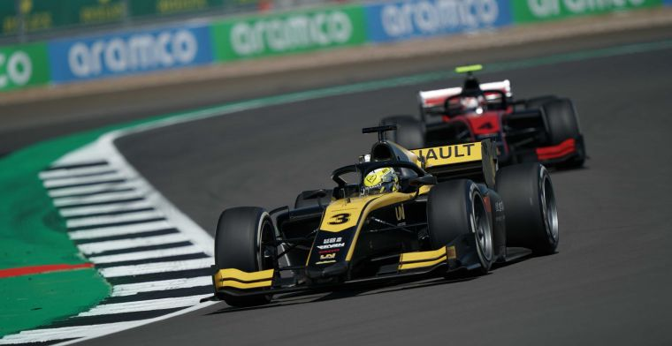 Zhou on his way to Formula 1 after yet another two-day test for Renault?