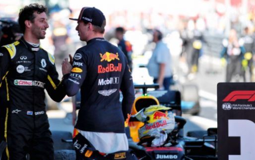 Ricciardo looks back on time as a teammate of 'irresponsible' Verstappen