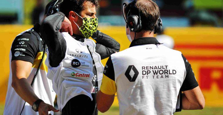 Ricciardo: Je gaat erheen, doet wat je moet doen en vertrekt als de bel gaat