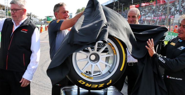 Pirelli: '2022 first chance of change for tyres'