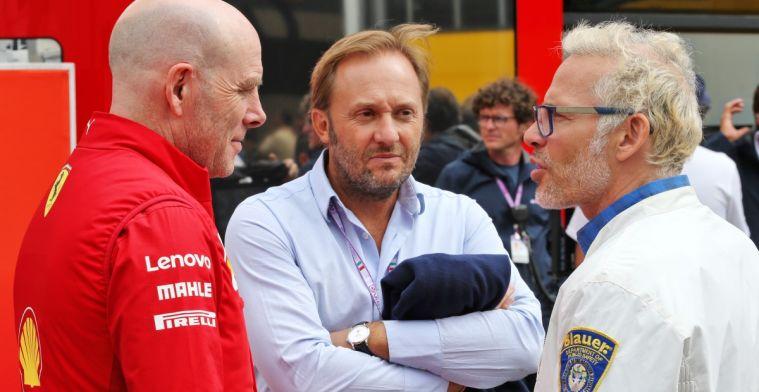 Villeneuve: Mercedes has the best car, but with Hamilton also the best driver