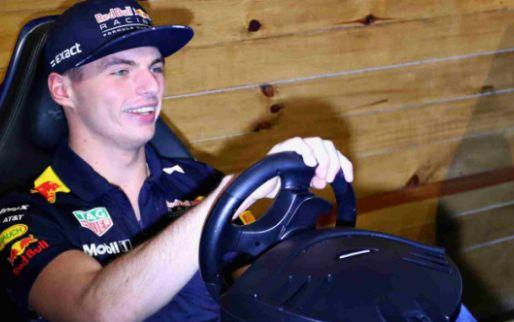 Verstappen loopt mooie klassering mis door technische problemen in simrace
