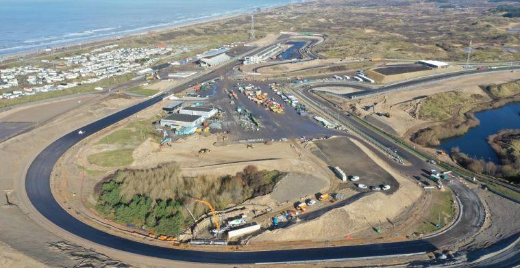 Sportwagenshow Circuit Zandvoort stilgelegd door Politie