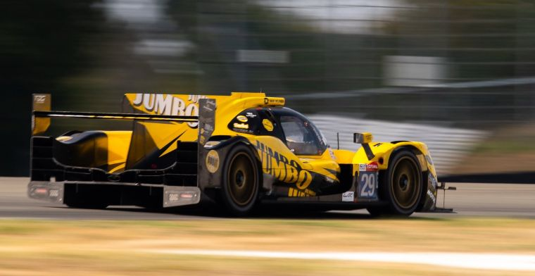 Update: Racing Team Nederland in achterhoede LMP2, problemen vooraan bij Toyota