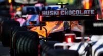 Afbeelding: Gemiddelde rapportcijfers voor teams halverwege F1-seizoen 2020