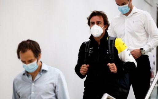 F1 Social Stint | Alonso al aan het werk bij Renault voor 2021
