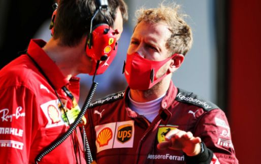 Is Vettel back up at Aston Martin?