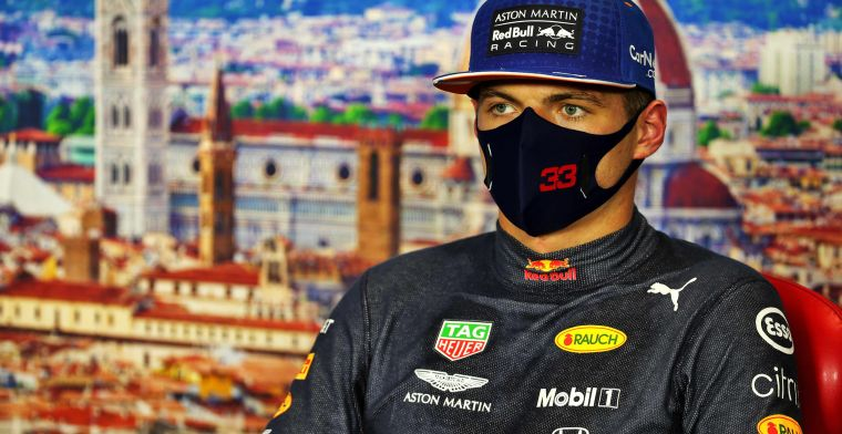 Verstappen: ''Had a chance for more than the podium''