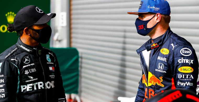 Jordan wants the best couple at Red Bull: ''Verstappen would win in the end''