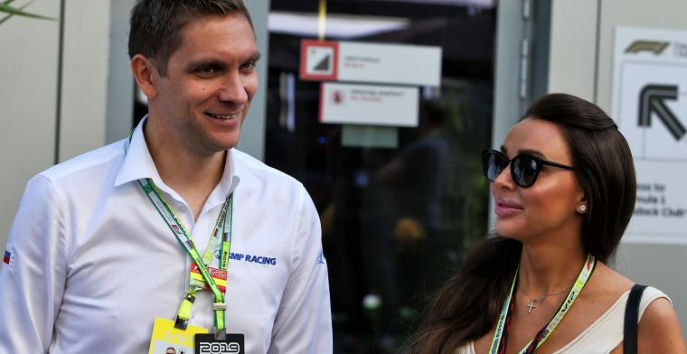 Petrov: 'Hamilton goes too far with his shirt and call to kneel'
