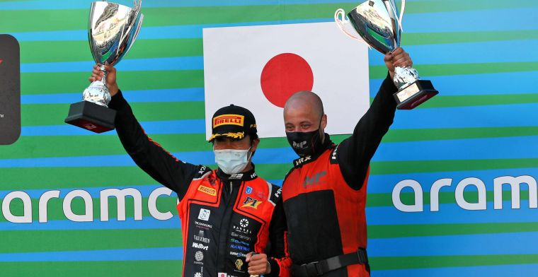 MP Motorsport replaces Matsushita with renowned Formula 1 name